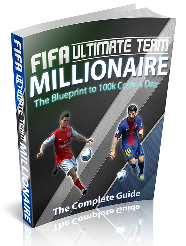 FUT Just for Men: How to Be A Millionaire Through Fifa Ultimate Team