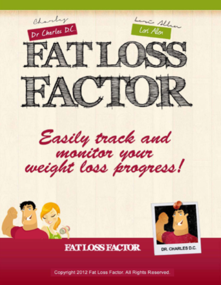 Fat-Loss-Factor-Cover-Page Unusual Weight Loss Strategies Discovered in This FatLoss Factor Review