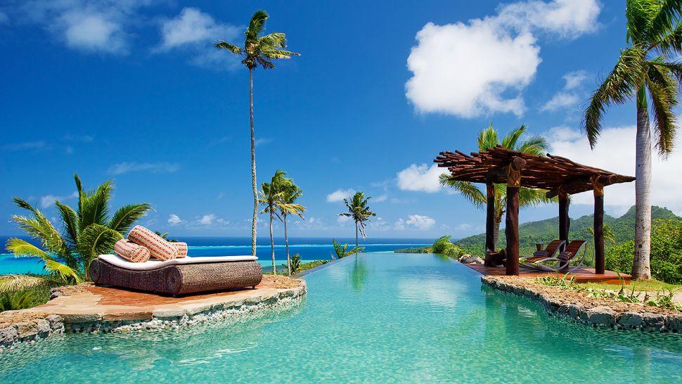 Fiji. Top 10 Most Luxurious Honeymoon Destinations