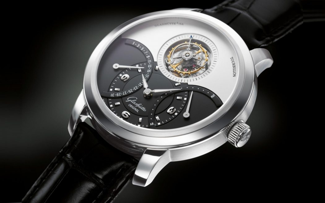 Glashutte-wrist-watches-model-style- How To Pick The Best Gift For a Man ( Ideas Of Gifts )