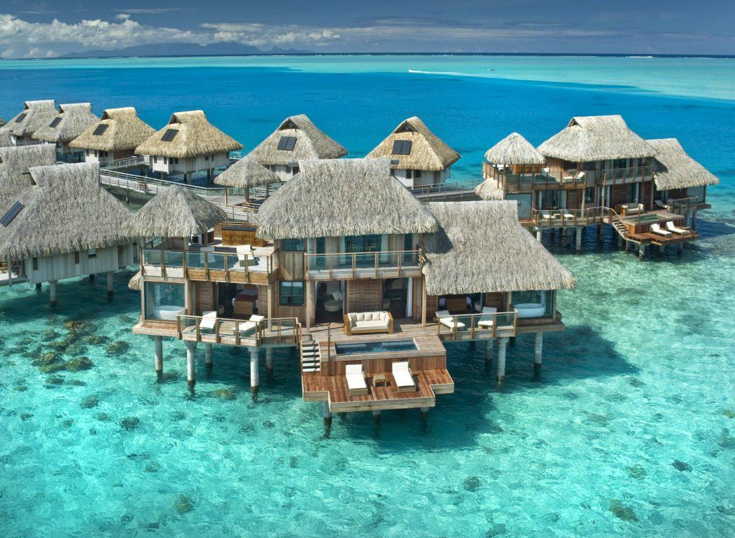 Hilton-Bora-Bora-Nui-Presidential-Suite Top 10 Most Luxurious Honeymoon Destinations