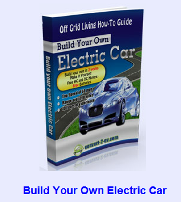 How-to-Convert2 Convert Your Car to An Electric One