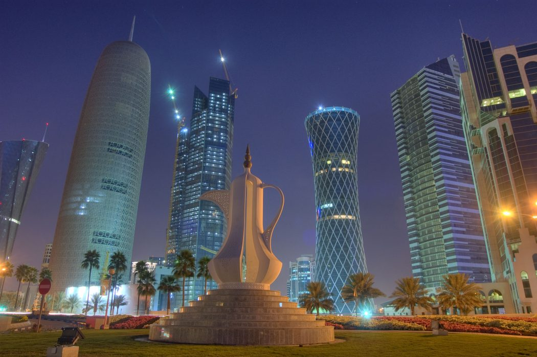 Inaugural-of-Qatar Top 10 Richest Countries