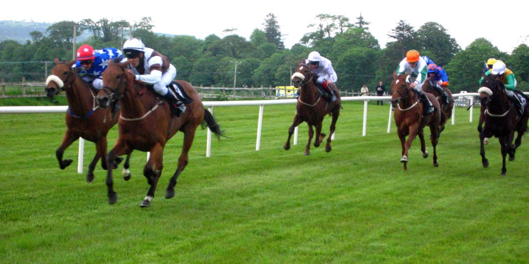 "Irl-Sligo_horse_racing Horse Racing Or As It Is Titled ""Sport Of Kings"""