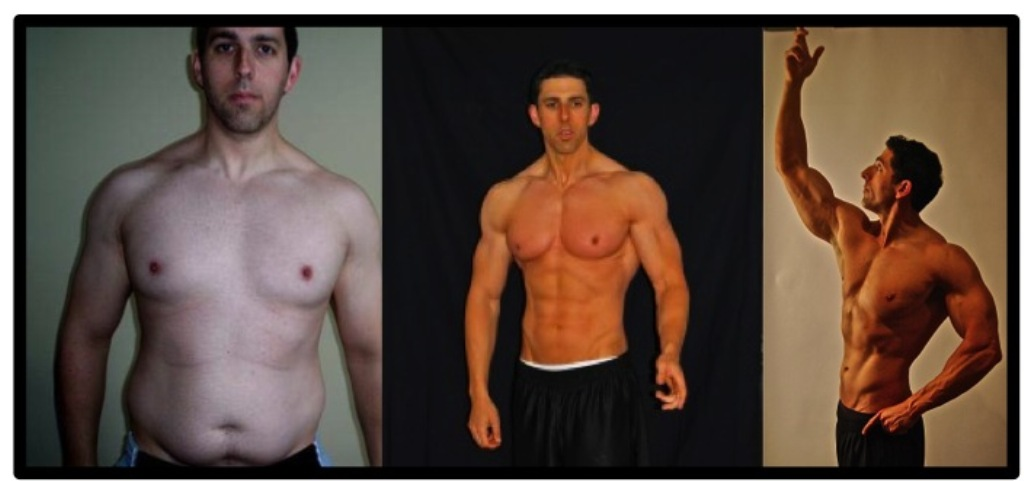 "John-Barban Burn Your Belly Fat By Using ""Adonis Golden Ratio"" System"