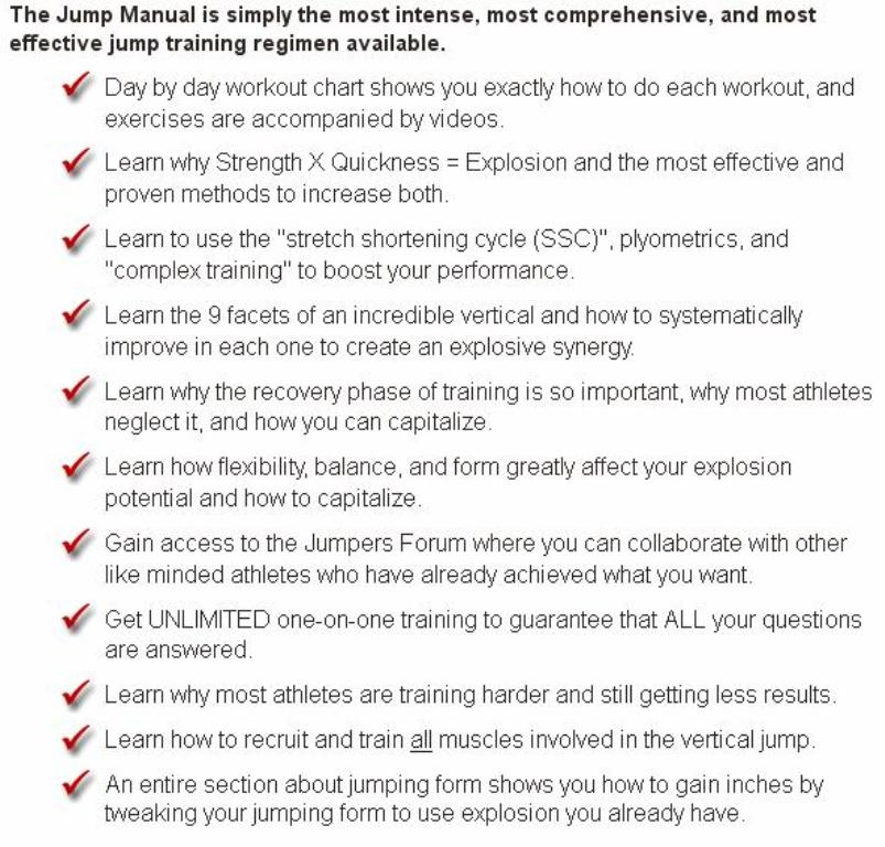 Jump-Manual-Info How to Increase Your Vertical Jump?