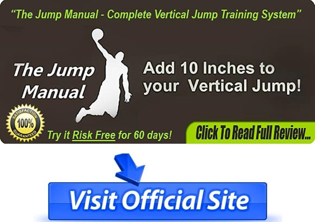 JumpManual How to Increase Your Vertical Jump?