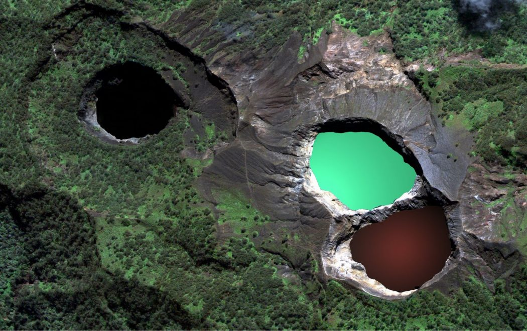 Kelimutu Flores Indonesia 1 Top 10 Places to Visit in 2014