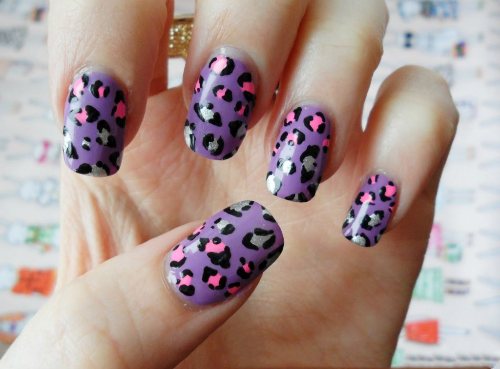 Leopard Print Nail Polish 14 1024x757 How To Get Healthy, Strong and Beautiful Nails