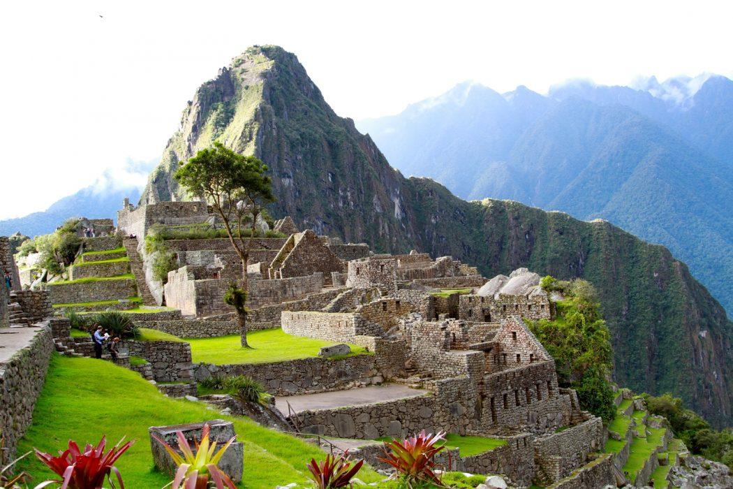 Machu Picchu pouted.com