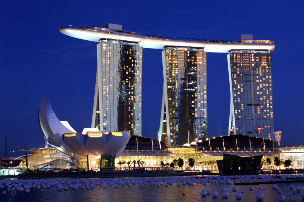 Marina-Bay-Sands-Hotel-Skypark-Singapore-from-Waterfront-Esplanade Top 10 Richest Countries