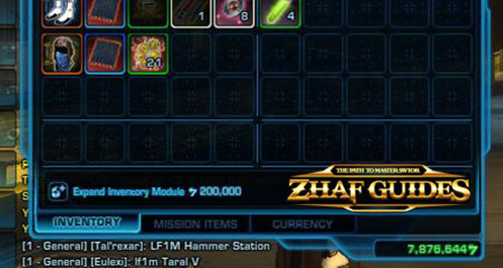Member-Credits-Earning-Screenshot Learn How to Dominate SWTOR, Speed Level and Earn Credits Using Zhaf