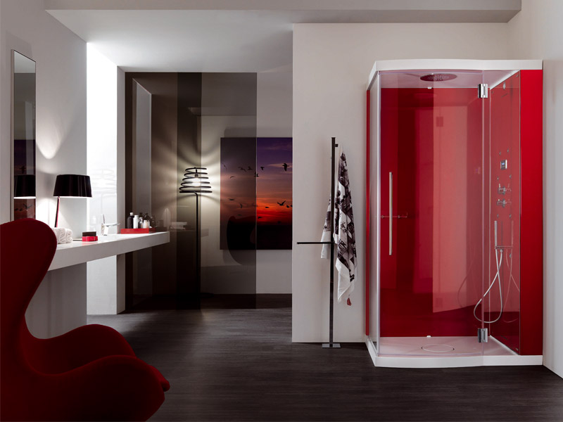 Modern-Bathroom-Design-4 Fabulous And Stunning Colorful Bathrooms to Renew Yours