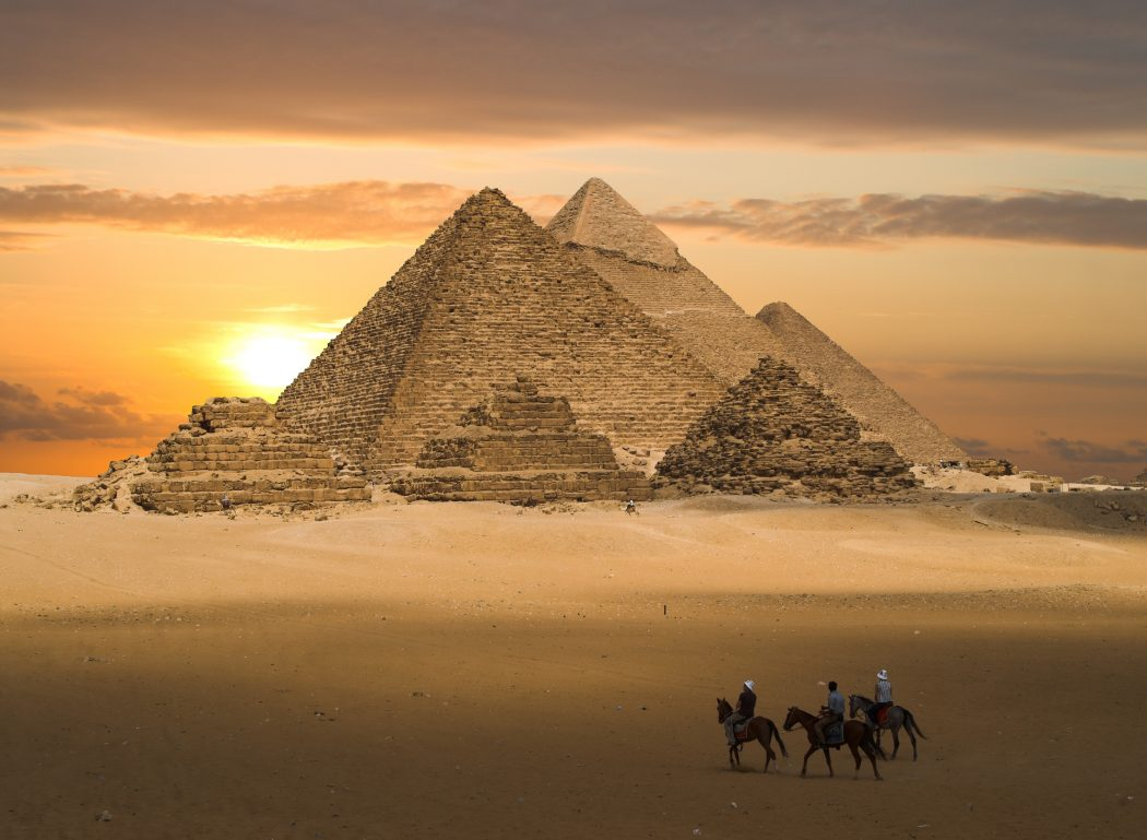 Pyramidsimpressive Top 10 Places to Visit in 2014