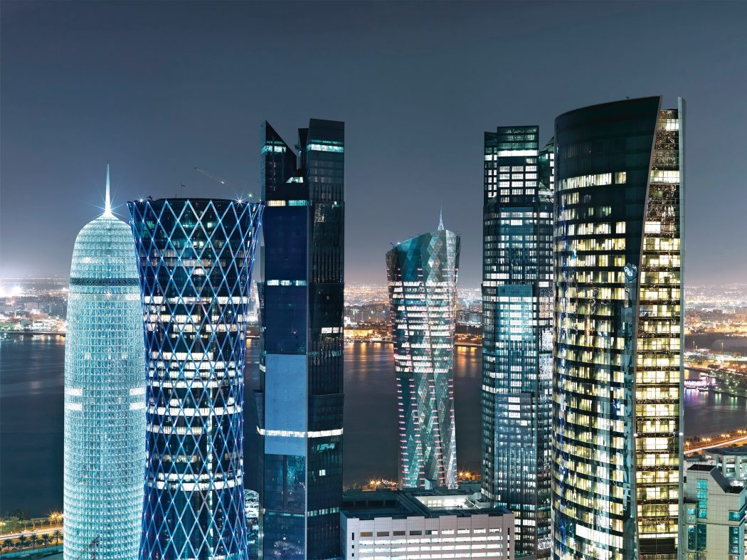 Qatar Top 10 Richest Countries