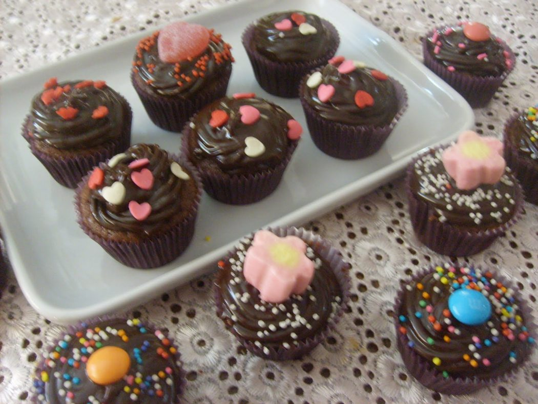 S6302415 Cupcakes Are So Easy To Be Made At Home