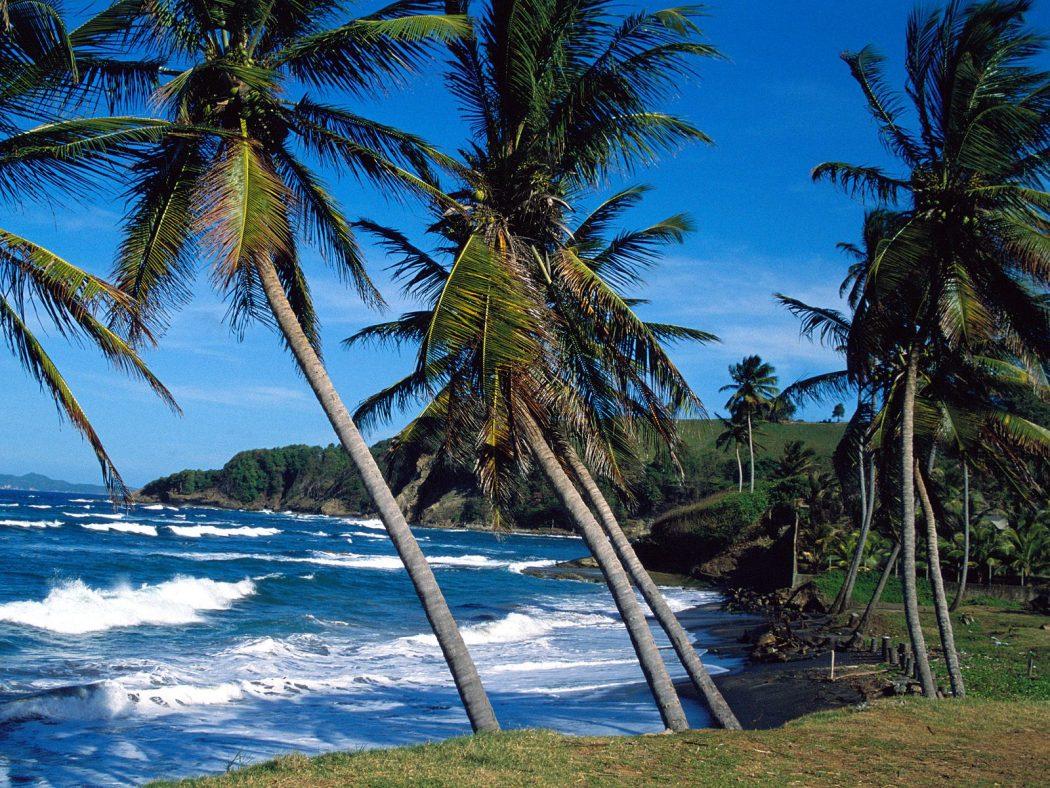 St.-Lucia-summer_waves_st__lucia_wallpaper-normal Top 10 Most Luxurious Honeymoon Destinations