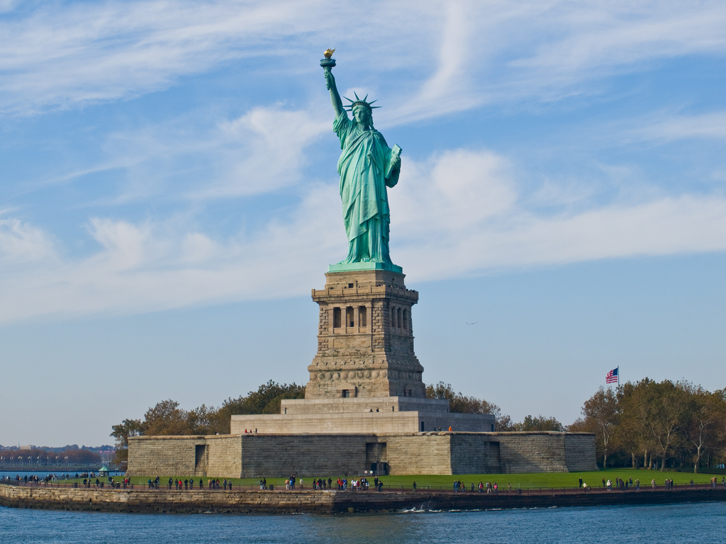 Statue-f-Liberty Top 10 Richest Countries