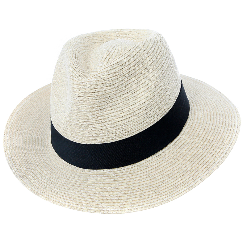 Straw_Fedora What Are The Latest Fashion Trends of Men's Hats?