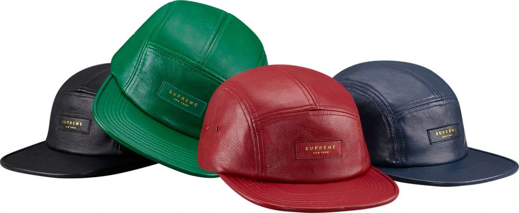 Supreme_Spring_Summer_2013_Camper_5-Panel_caps What Are The Latest Fashion Trends of Men's Hats?