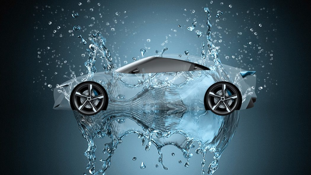 Toyota Fths Hybrid Crystal Water Car Convert Your To Run