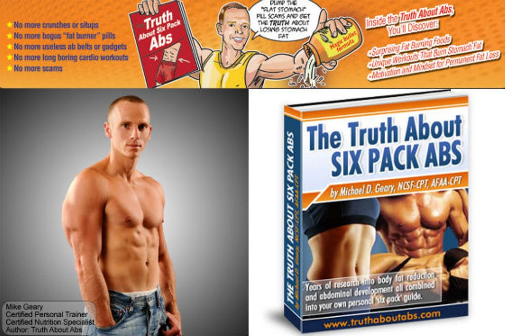 """TruthAboutAbs Unusual Tips in """"Truth About Abs"""" to Lose Your Stomach Fat"""
