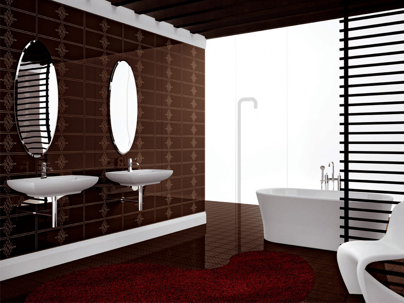 Visit-Fopple Fabulous And Stunning Colorful Bathrooms to Renew Yours