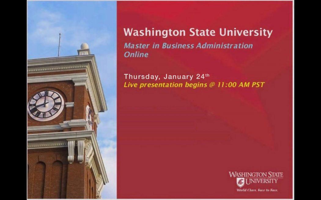 WSU Top 15 MBA Programs & Business Schools