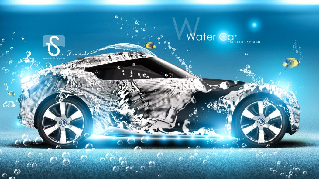 Water-car-fish Convert Your Car To Run On Water
