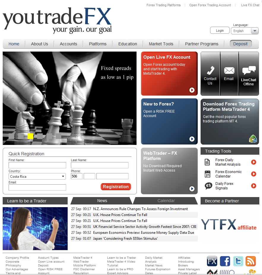 Top uk forex brokers