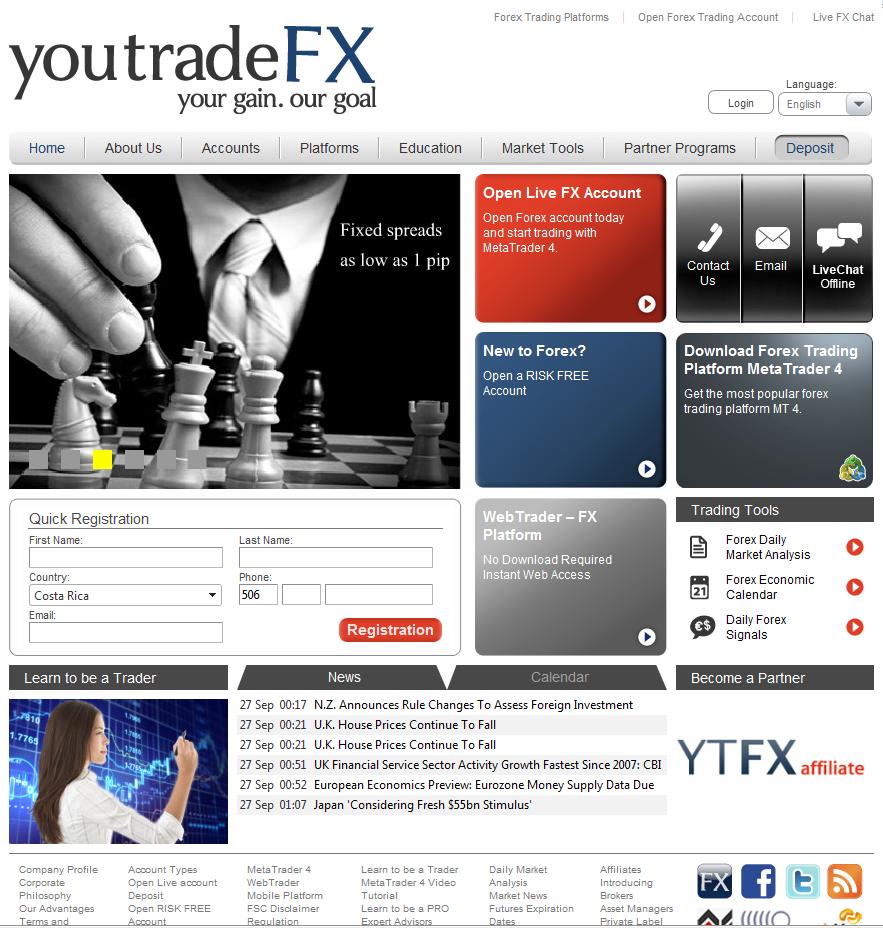 Youtradefx_Forex_broker1 Top 10 Forex Brokers