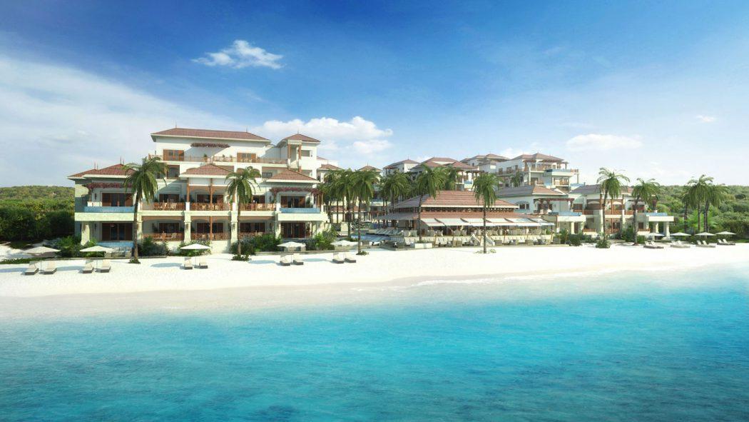 Luxury Anguilla Zemi Beach Resort