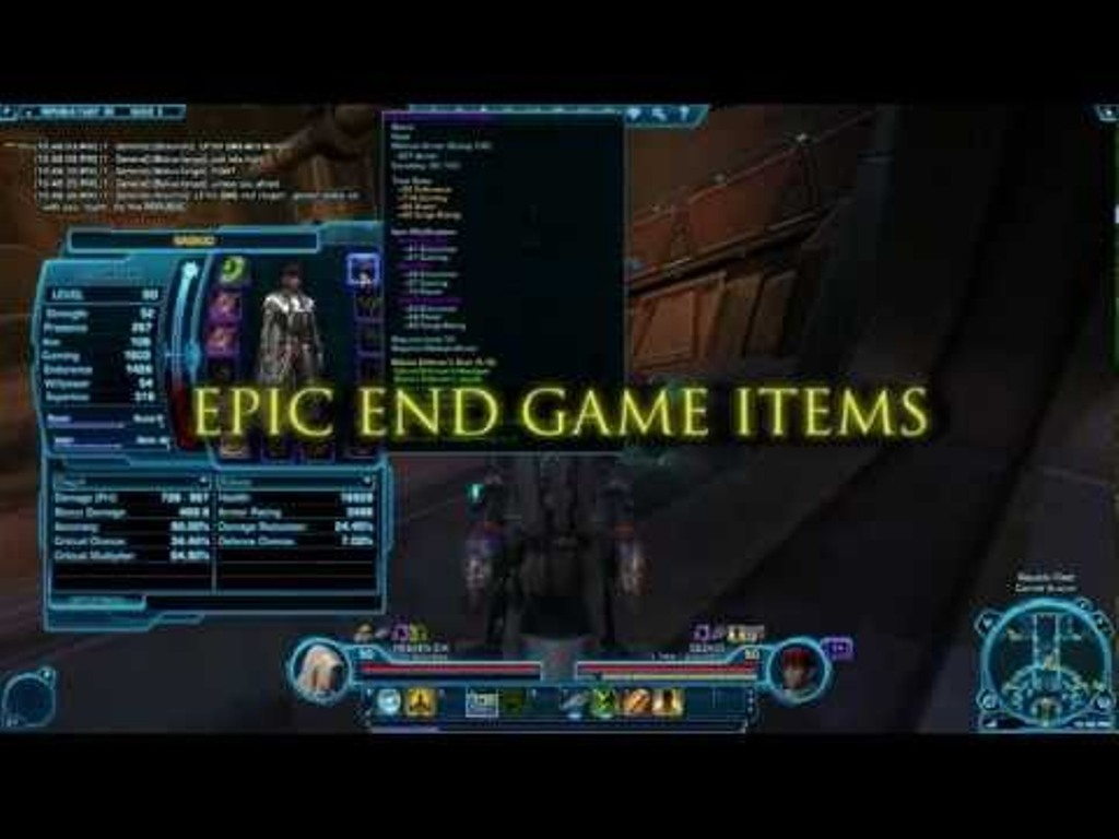 Zhaf Learn How to Dominate SWTOR, Speed Level and Earn Credits Using Zhaf