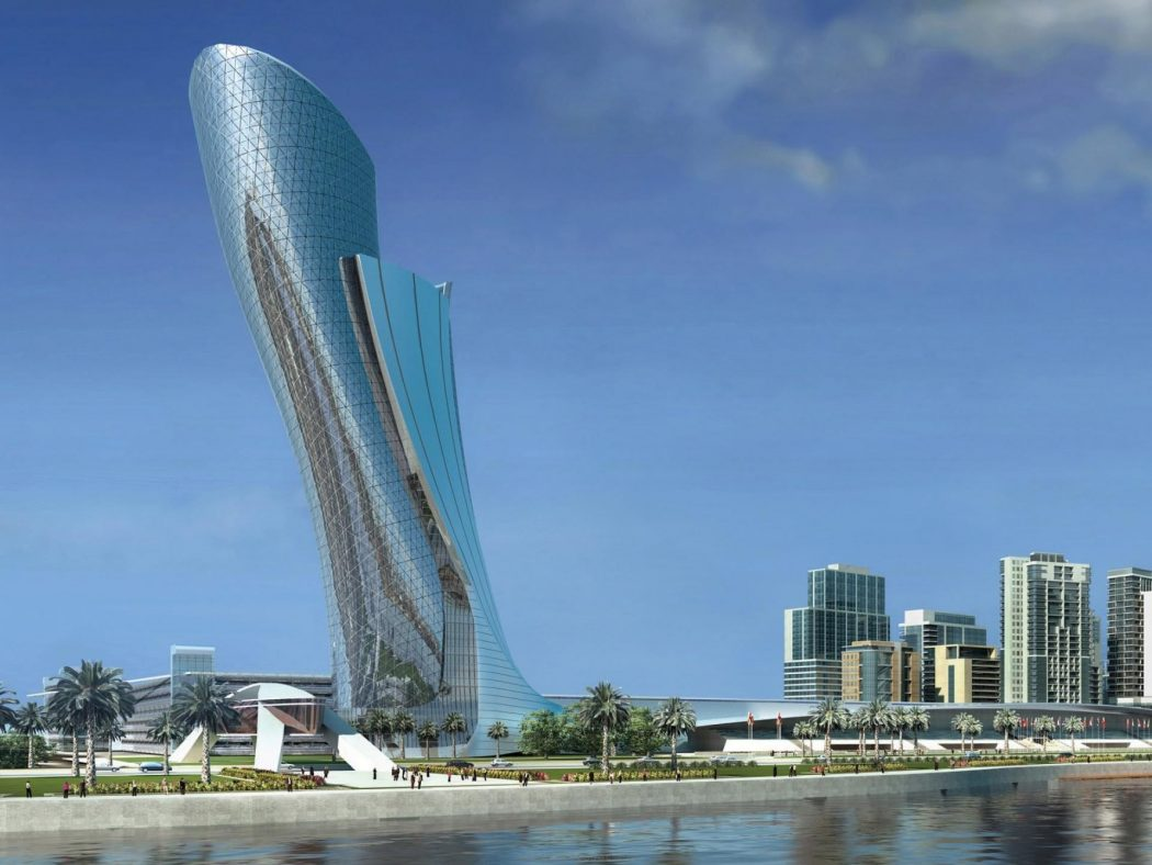 abu-dhabi-capital-united-arab-emirates-world-architecture Top 10 Richest Countries