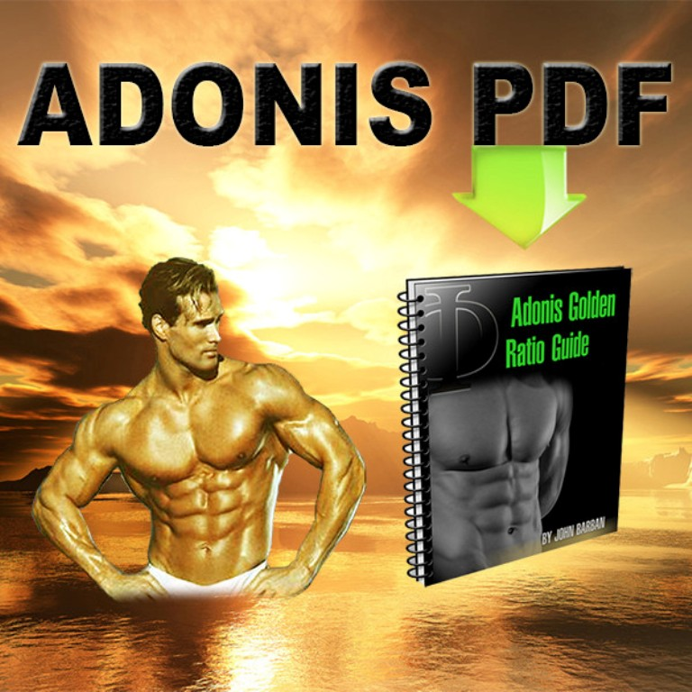 """adonis-golden-ratio Burn Your Belly Fat By Using """"Adonis Golden Ratio"""" System"""