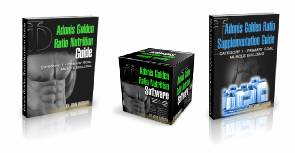 "agr-bodybuilding-diet-plan Burn Your Belly Fat By Using ""Adonis Golden Ratio"" System"