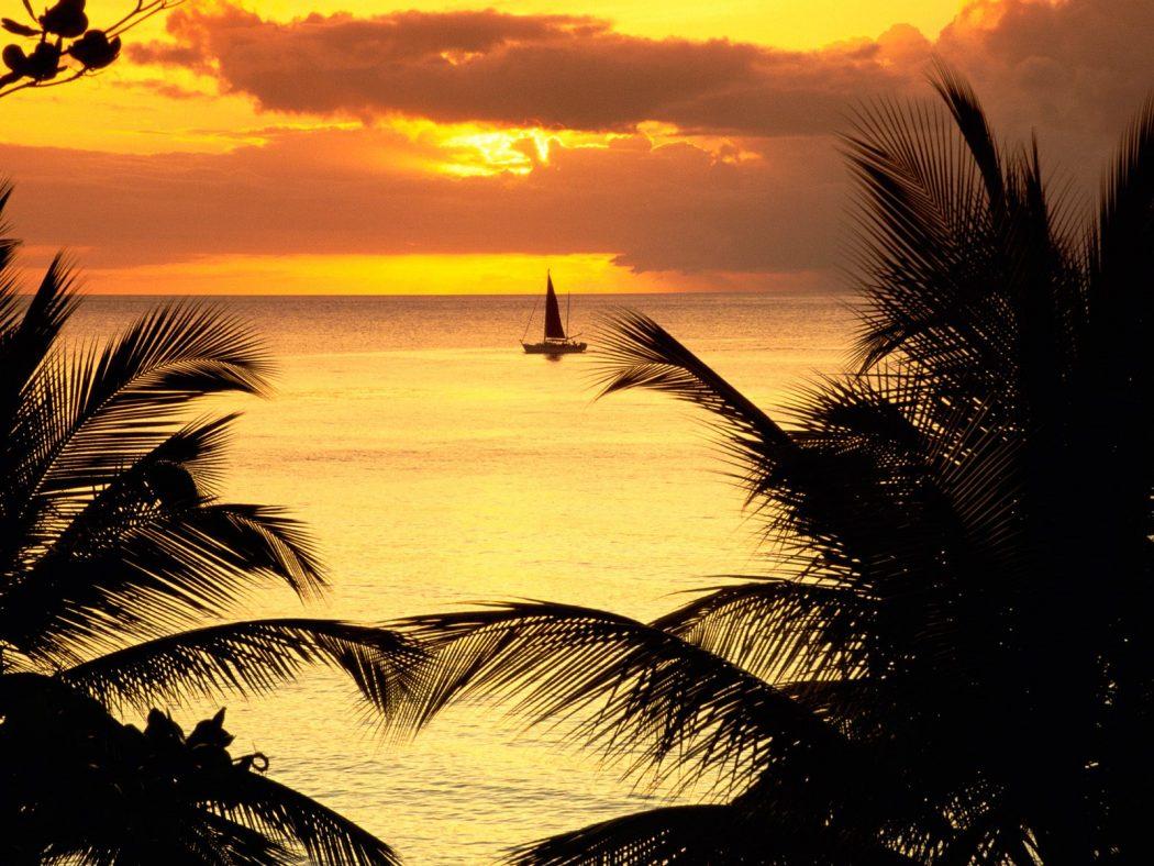 beautiful_st__lucia_sunset_wallpaper-normal Top 10 Most Luxurious Honeymoon Destinations