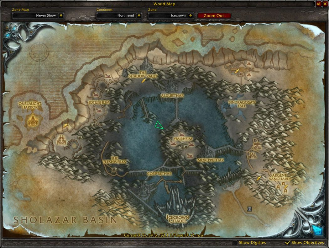 bigscreen_farming_map How To Make Tons of Gold In WoW? Tycoon World of Warcraft Gold Addon Review