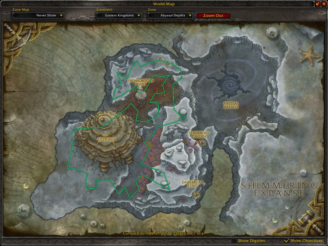 bigscreen_gathering_map How To Make Tons of Gold In WoW? Tycoon World of Warcraft Gold Addon Review