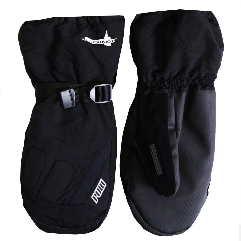 black-mittens Most Stylish Gloves for Men