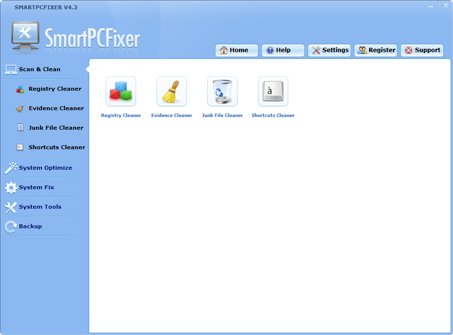 "clean How to Fix Windows Errors and Optimize PC using ""Smart PC Fixer""?"