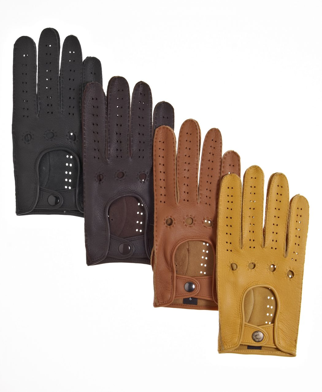 colrs. Most Stylish Gloves for Men