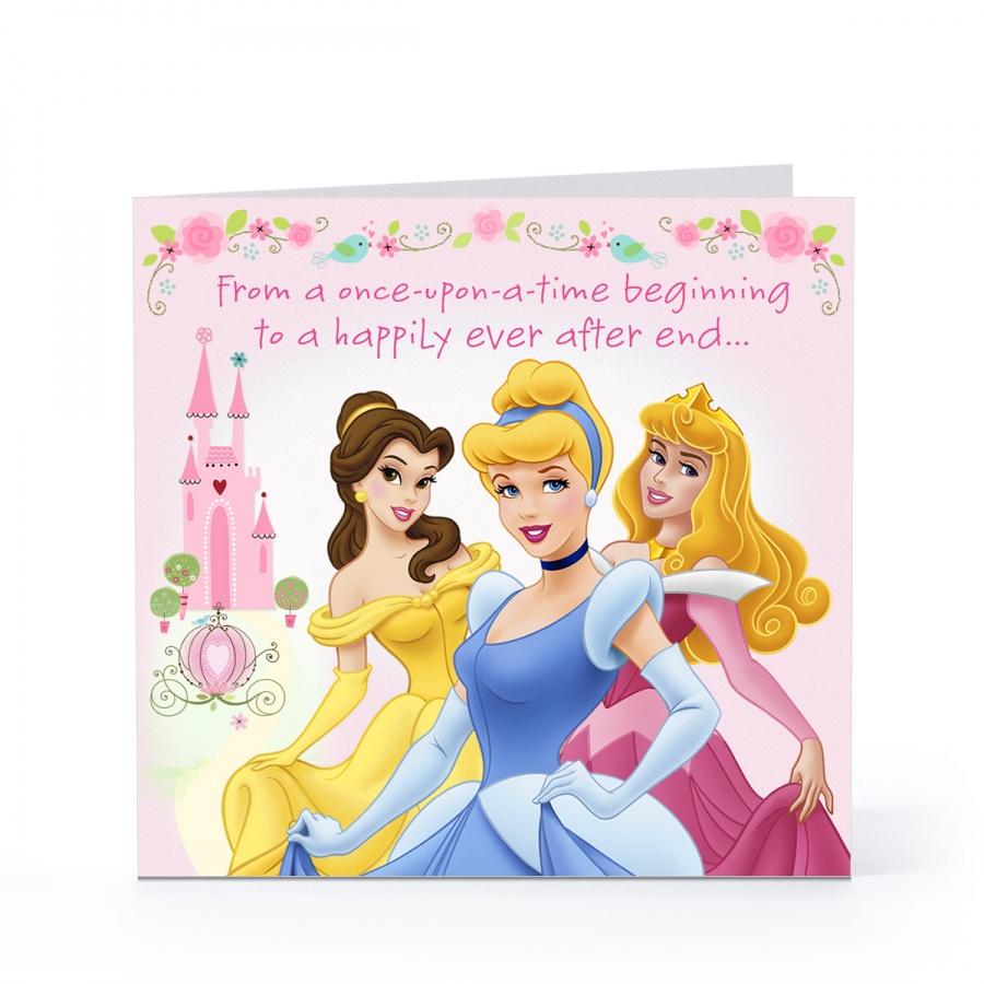 Printable Disney Birthday Cards