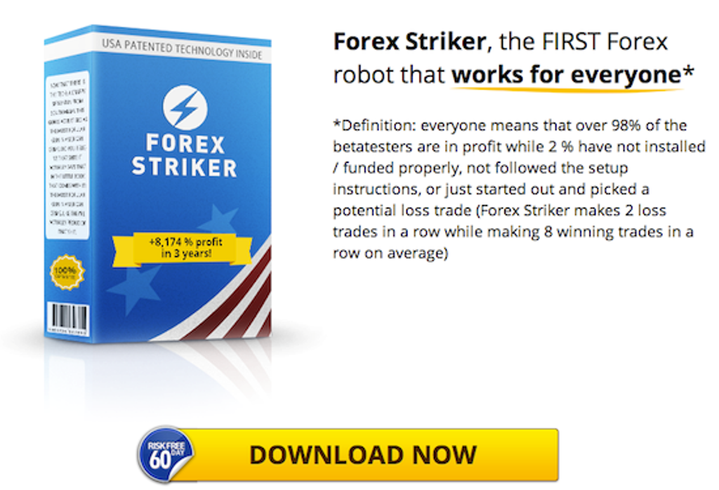 download-forex-striker Forex Bulletproof 2.0 Patented Striker Technology