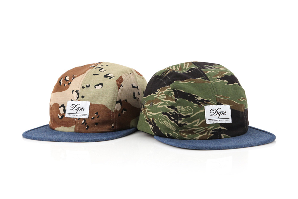 dqm-spring-2013-caps-2 What Are The Latest Fashion Trends of Men's Hats?