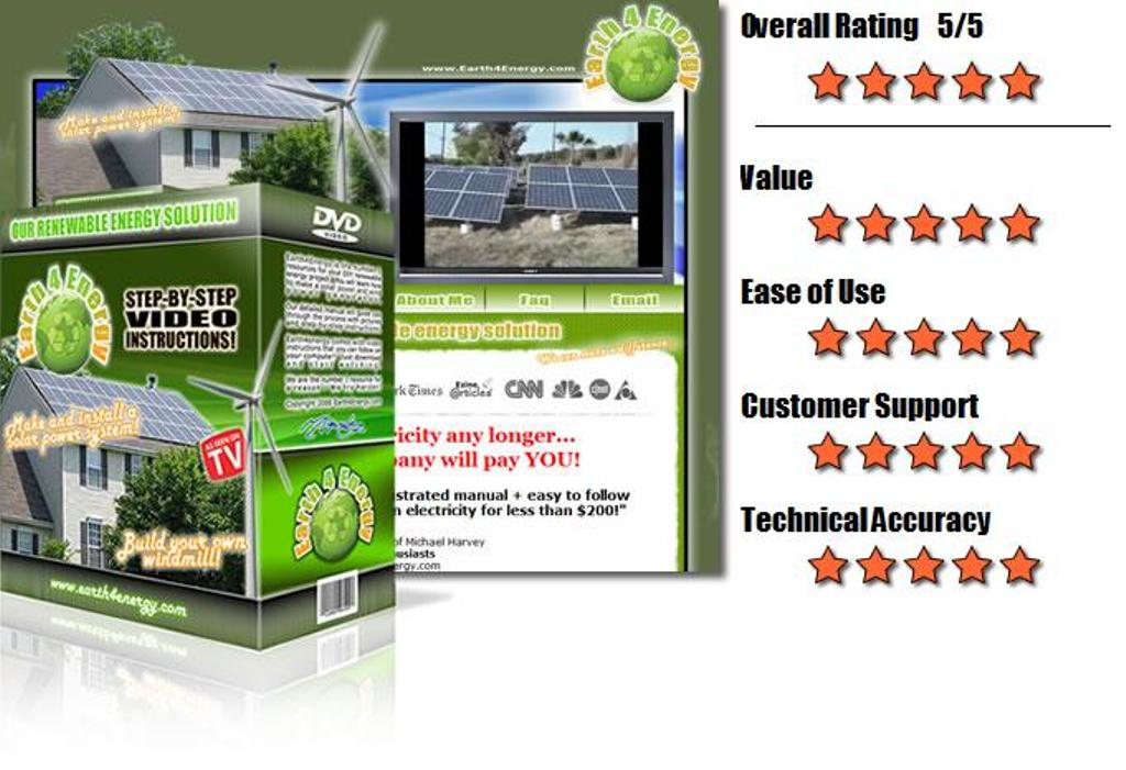 earth4screenshot2_review The Simplest Methods to Slash Your Power Bill By Earth4Energy