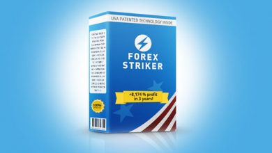 Photo of Forex Bulletproof 2.0 Patented Striker Technology
