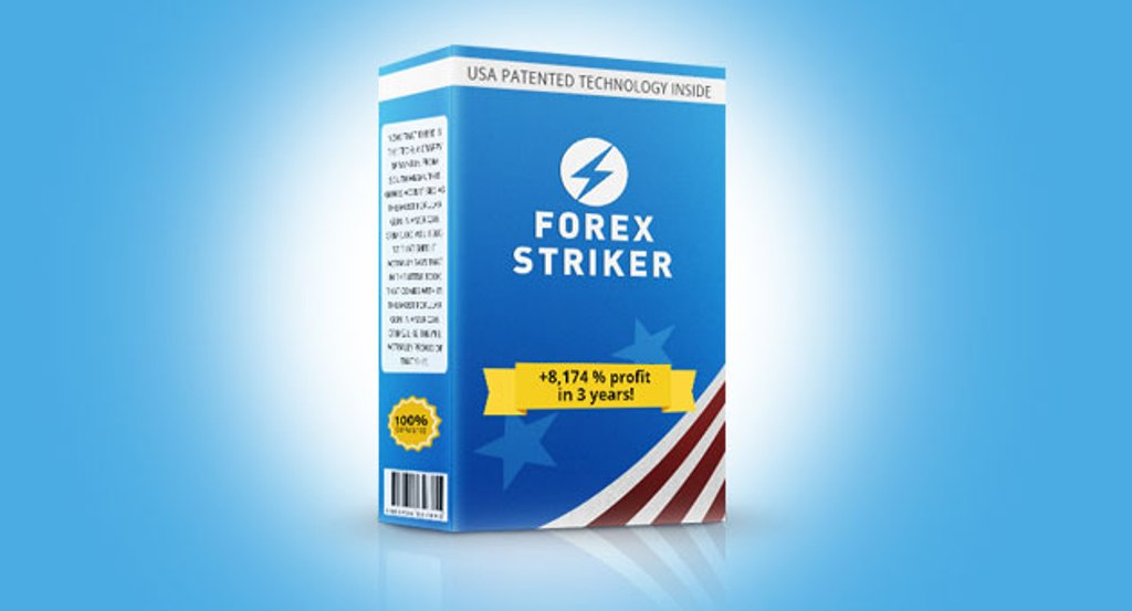 Forex striker settings