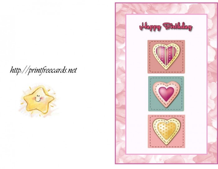freebirthdaycards8 50 Most Stylish printable greeting cards