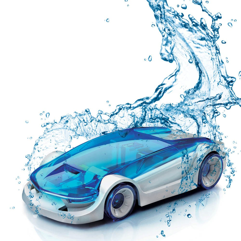 fuel-cell-car-kit-water-splash Convert Your Car To Run On Water